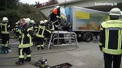 A1-Unfall - Vollsperrung zwischen Vechta und Cloppenburg