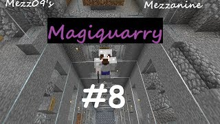 Magiquarry episode 8 - Thaumoturgy Upgrades (Modded Minecraft)