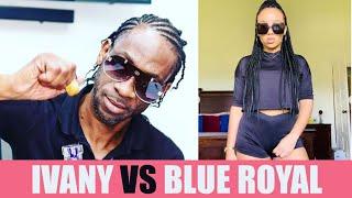Bounty Killa Is Like A CRACK HEAD!! Says Mr. Vegas | Ivany Rub Out Blue Royal