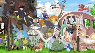 Top films Ghibli !