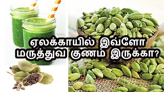 Amazing benefits of Cardamom | Tamil health tips