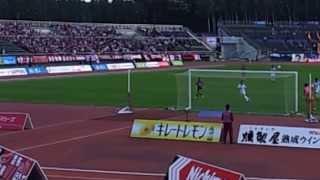 Lê Công Vinh   J2 First Goal!!! CONSADOLE SAPPORO