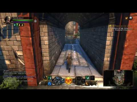 NeverWinter: Exploring The Shops and Locating The Crown