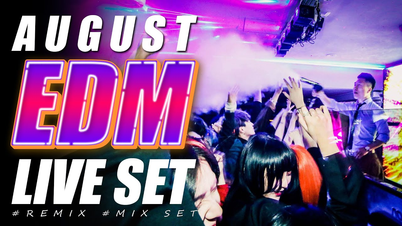 DJ Nick Kim - August 2015 live club mix set