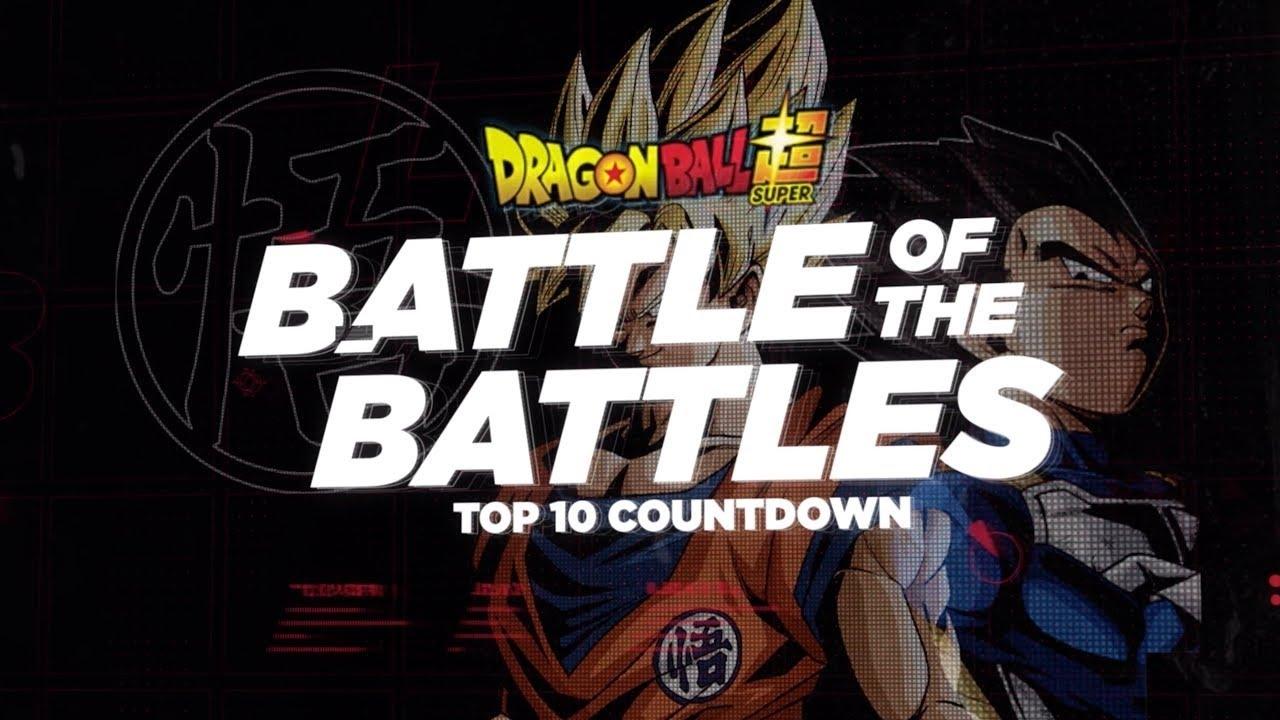 Download 🔴 Battle of the Battles Top 10 Countdown - Dragon Ball Super