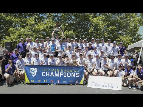 2017 Pac-12 Rowing Championships: