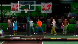The Dunk contest from nba 2k7 to 2k16! BEST DUNKS FROM NBA 2K7 TO 2K16!