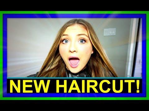 NEW HAIRCUT! | Q & A! | FAN MAIL!