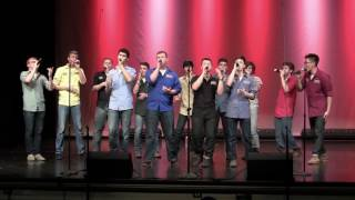 """Who Do You Love""- Xtension Chords (Acappellapalooza 2016)"