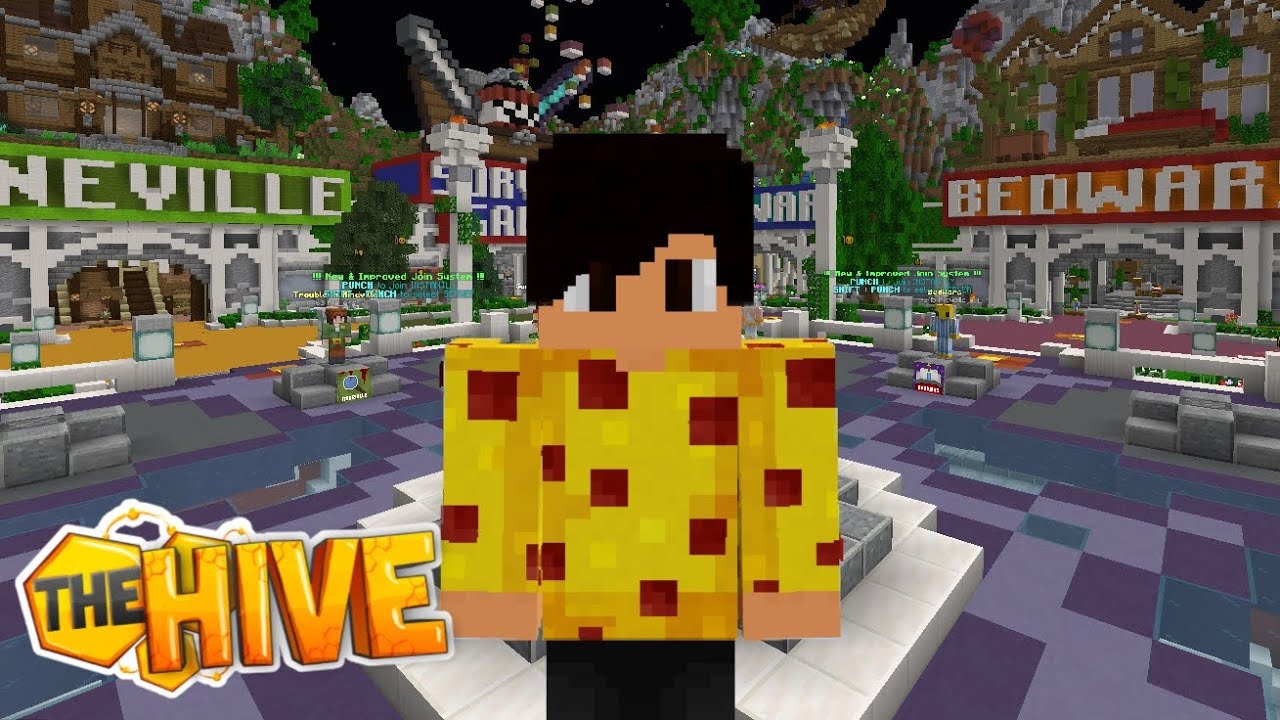 What happened to Hive Java... (Hive Minecraft)