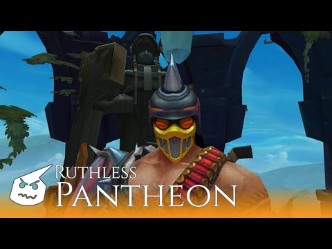 Ruthless Pantheon.face