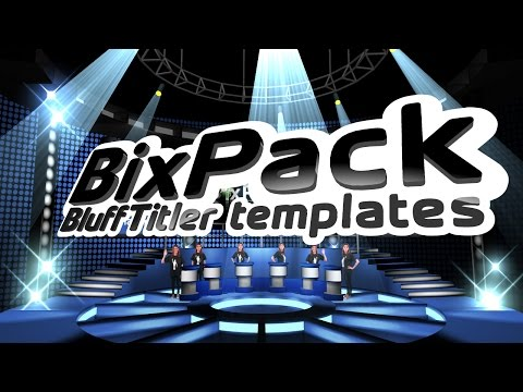 bixpack 1 - virtual studios