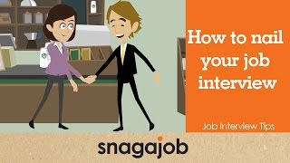 Job Interview Tips (Part 20): How To Nail A Job Interview