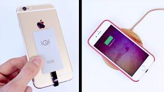 Rechargez votre iPhone sans fil, par induction !