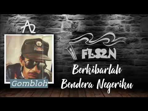 Karaoke Lagu Wajib FLS2N Berkibarlah Bendera Negeriku - Gombloh   Aransemen ID