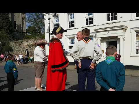 WLBSE! Presents...St Georges Day Parade 2018 - Angel Hill