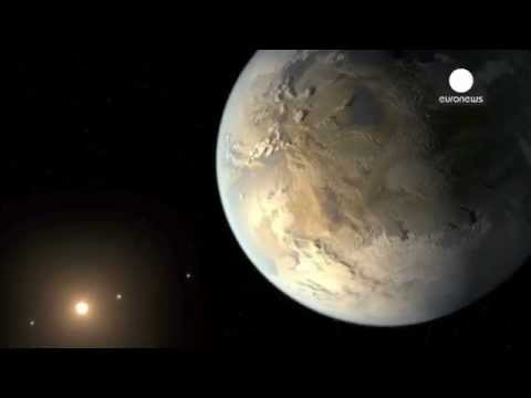 Most Earth Like Planet Yet May Be Habitable Nasa