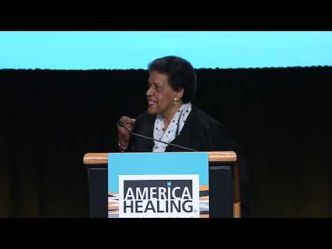 Activist Myrlie Evers-Williams on educating youth about the civil rights movement