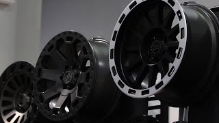 Black Rhino Truck & Off-Road Wheels at SEMA 2015
