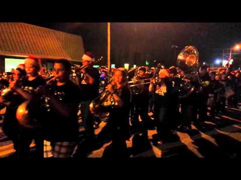 Duran Junior High School Band 12-10-2015