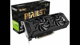 Обзор Palit GeForce GTX 1080 Dual OC в майнинге - отзывы в Pleer.Ru
