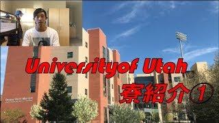 【寮紹介①】ユタ大学 Marriott Honors Community #留学