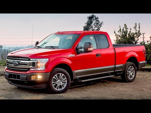 NEW Ford F-150 Diesel Review--TORQUE & BETTER MILEAGE