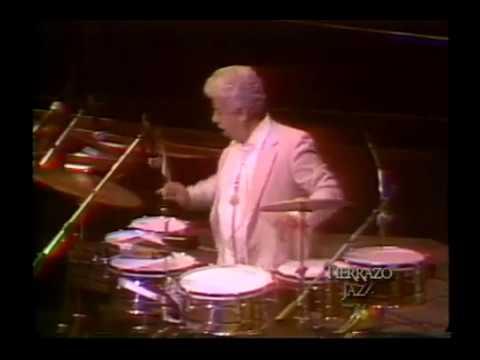 TITO PUENTE: Tierrazo Kool Jazz Festival 1982.