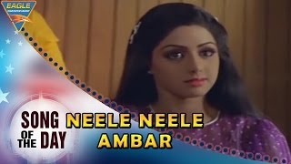 Song Of The Day 136 || Bollywood Best Songs || Neele Neele Ambar Video Song || Kalakaar Movie