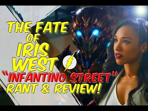 A shocking death, Iris' fate revealed and Season 4 teases in The Flash season ...