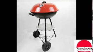 Charcoal BBQ Grill in Apple Design (Model: DS-22)