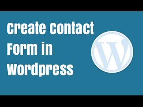 Best Free WordPress Contact Form Plugin – Ninja Forms Tutorial