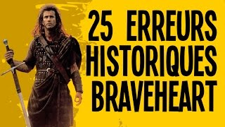 25 erreurs historiques dans Braveheart - Motion VS History #4