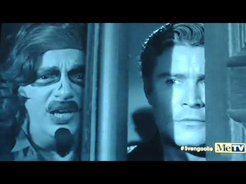 Svengoolie Says Mr Sardonicus Has His Bathroom Under Lock And Key
