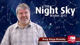 Five Things to See in the October Night Sky