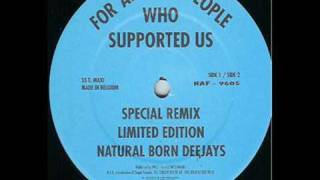Natural Born Deejays - A Good Day (Special Remix)