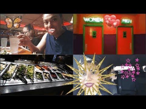 Vlog / Buffet / Cine / Saludos