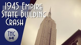 1945 Empire State Building B-25 Crash