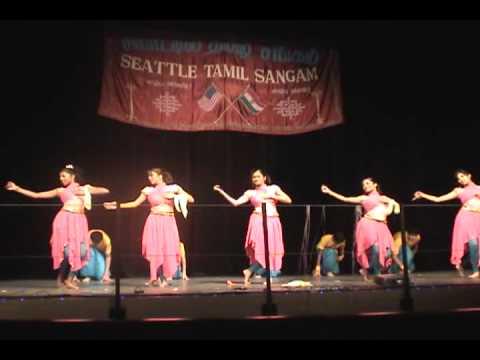 Neruppae - Dance At Tamil Sangam