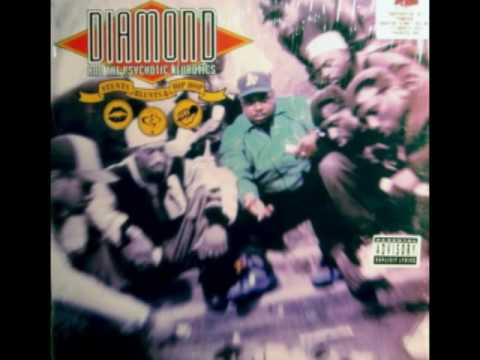 Diamond D - We Gangstas Knottz feat. Jay Dee