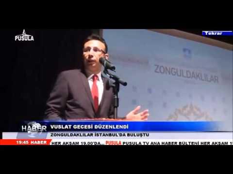Devrekliler Derneği Vuslat Gecesi  Pusula TV Ana Haber