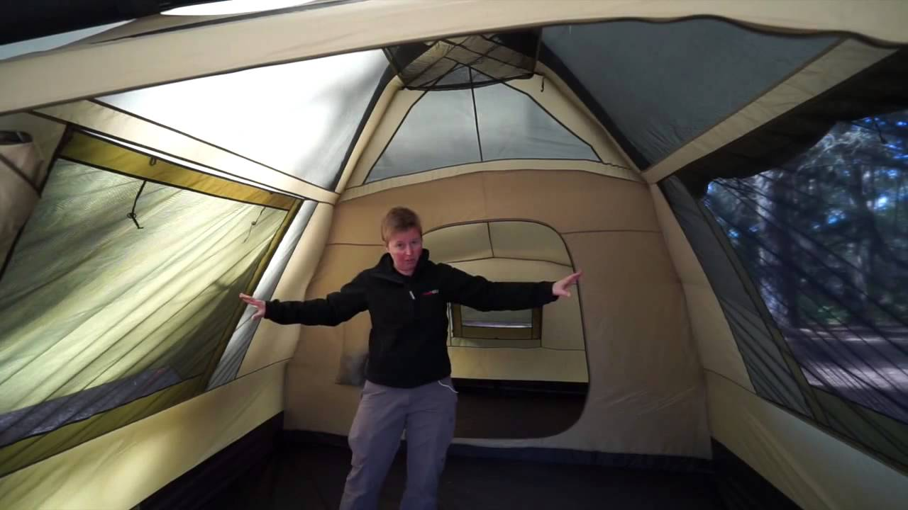 Black Wolf - Turbo Air Twin Tent & Black Wolf - Turbo Air Twin Tent - YouTube