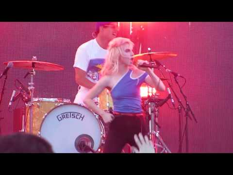 Told You So - Paramore (Live at Weenie Roast)
