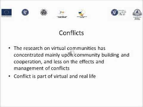 Social Capital and Conflict in a Virtual Community