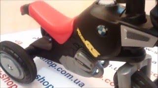 видео Особенности конструкции детских трехколесных велосипедов