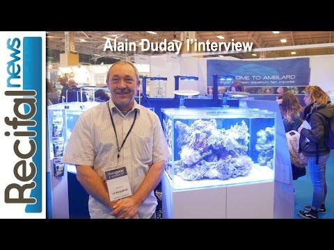 Alain Duday l'interview