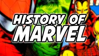 The History of Marvel Comics! (Part 1)