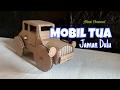 Cara Membuat Mobil Mainan dari Kardus