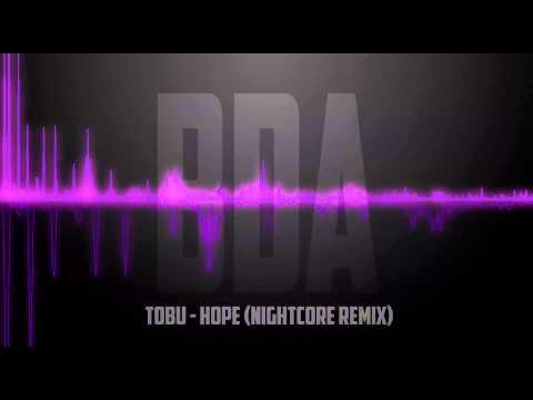 Tobu - Hope (NightCore Remix-BDA Magic)