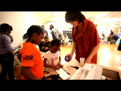 DreamYard: Digital Technologies and the Arts -- Creating 21st Century Opportunities for Bronx Youth